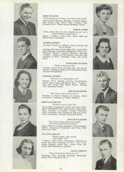 Page 15, 1940 Edition, Penn Yann Academy - Key Yearbook (Penn Yan, NY) online yearbook collection