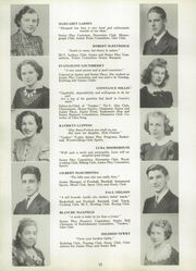 Page 16, 1940 Edition, Penn Yann Academy - Key Yearbook (Penn Yan, NY) online yearbook collection