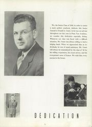 Page 7, 1940 Edition, Penn Yann Academy - Key Yearbook (Penn Yan, NY) online yearbook collection