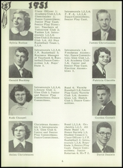 Page 14, 1951 Edition, Penn Yann Academy - Key Yearbook (Penn Yan, NY) online yearbook collection