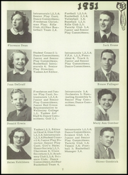 Page 15, 1951 Edition, Penn Yann Academy - Key Yearbook (Penn Yan, NY) online yearbook collection