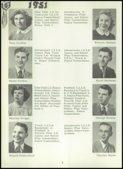 Page 16, 1951 Edition, Penn Yann Academy - Key Yearbook (Penn Yan, NY) online yearbook collection