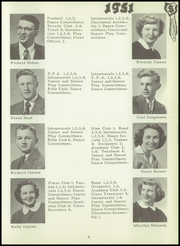 Page 17, 1951 Edition, Penn Yann Academy - Key Yearbook (Penn Yan, NY) online yearbook collection