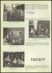 Page 14, 1952 Edition, Penn Yann Academy - Key Yearbook (Penn Yan, NY) online yearbook collection