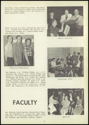 Page 15, 1952 Edition, Penn Yann Academy - Key Yearbook (Penn Yan, NY) online yearbook collection