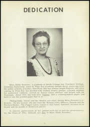 Page 7, 1952 Edition, Penn Yann Academy - Key Yearbook (Penn Yan, NY) online yearbook collection