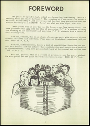 Page 8, 1952 Edition, Penn Yann Academy - Key Yearbook (Penn Yan, NY) online yearbook collection