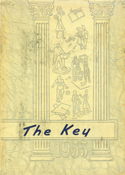 Page 1, 1955 Edition, Penn Yann Academy - Key Yearbook (Penn Yan, NY) online yearbook collection