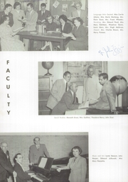 Page 10, 1955 Edition, Penn Yann Academy - Key Yearbook (Penn Yan, NY) online yearbook collection