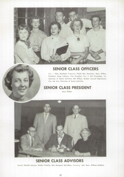 Page 16, 1955 Edition, Penn Yann Academy - Key Yearbook (Penn Yan, NY) online yearbook collection