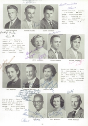 Page 17, 1955 Edition, Penn Yann Academy - Key Yearbook (Penn Yan, NY) online yearbook collection