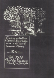 Page 5, 1955 Edition, Penn Yann Academy - Key Yearbook (Penn Yan, NY) online yearbook collection