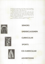 Page 6, 1955 Edition, Penn Yann Academy - Key Yearbook (Penn Yan, NY) online yearbook collection