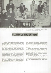 Page 8, 1955 Edition, Penn Yann Academy - Key Yearbook (Penn Yan, NY) online yearbook collection