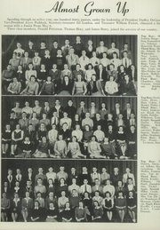 Page 36, 1944 Edition, Brighton High School - Crossroads Yearbook (Rochester, NY) online yearbook collection