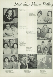 Page 44, 1944 Edition, Brighton High School - Crossroads Yearbook (Rochester, NY) online yearbook collection