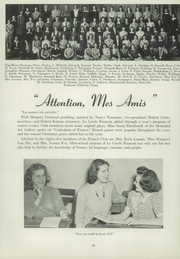 Page 50, 1944 Edition, Brighton High School - Crossroads Yearbook (Rochester, NY) online yearbook collection