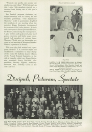 Page 51, 1944 Edition, Brighton High School - Crossroads Yearbook (Rochester, NY) online yearbook collection