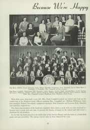 Page 52, 1944 Edition, Brighton High School - Crossroads Yearbook (Rochester, NY) online yearbook collection