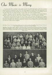 Page 53, 1944 Edition, Brighton High School - Crossroads Yearbook (Rochester, NY) online yearbook collection