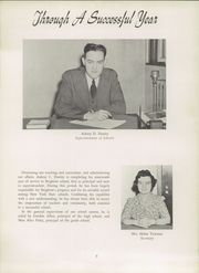 Page 13, 1945 Edition, Brighton High School - Crossroads Yearbook (Rochester, NY) online yearbook collection
