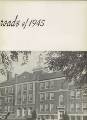 Page 7, 1945 Edition, Brighton High School - Crossroads Yearbook (Rochester, NY) online yearbook collection