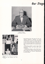 Page 10, 1950 Edition, Brighton High School - Crossroads Yearbook (Rochester, NY) online yearbook collection