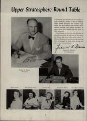Page 10, 1952 Edition, Brighton High School - Crossroads Yearbook (Rochester, NY) online yearbook collection