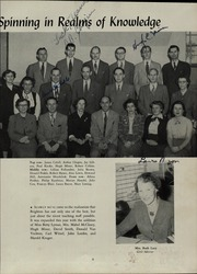 Page 13, 1952 Edition, Brighton High School - Crossroads Yearbook (Rochester, NY) online yearbook collection