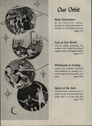 Page 8, 1952 Edition, Brighton High School - Crossroads Yearbook (Rochester, NY) online yearbook collection