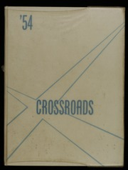 Page 1, 1954 Edition, Brighton High School - Crossroads Yearbook (Rochester, NY) online yearbook collection