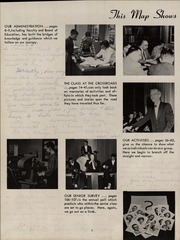 Page 10, 1954 Edition, Brighton High School - Crossroads Yearbook (Rochester, NY) online yearbook collection