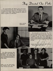 Page 12, 1954 Edition, Brighton High School - Crossroads Yearbook (Rochester, NY) online yearbook collection
