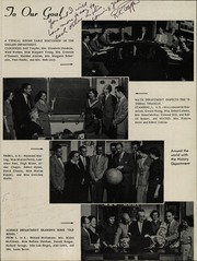 Page 15, 1954 Edition, Brighton High School - Crossroads Yearbook (Rochester, NY) online yearbook collection