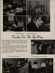 Page 16, 1954 Edition, Brighton High School - Crossroads Yearbook (Rochester, NY) online yearbook collection