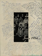 Page 5, 1954 Edition, Brighton High School - Crossroads Yearbook (Rochester, NY) online yearbook collection