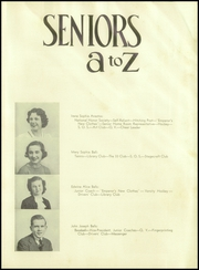 Page 15, 1938 Edition, Rye High School - Stage Coach Yearbook (Rye, NY) online yearbook collection