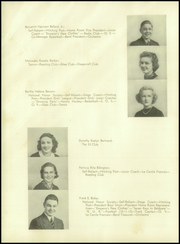 Page 16, 1938 Edition, Rye High School - Stage Coach Yearbook (Rye, NY) online yearbook collection