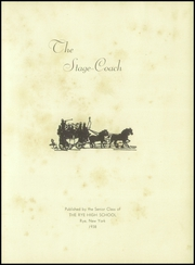 Page 7, 1938 Edition, Rye High School - Stage Coach Yearbook (Rye, NY) online yearbook collection