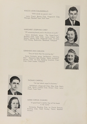 Page 14, 1939 Edition, Rye High School - Stage Coach Yearbook (Rye, NY) online yearbook collection