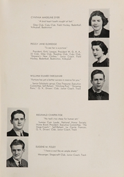 Page 17, 1939 Edition, Rye High School - Stage Coach Yearbook (Rye, NY) online yearbook collection