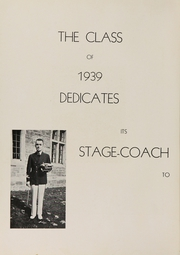 Page 6, 1939 Edition, Rye High School - Stage Coach Yearbook (Rye, NY) online yearbook collection