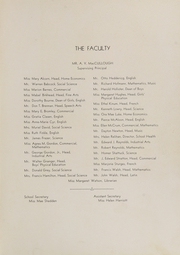 Page 9, 1939 Edition, Rye High School - Stage Coach Yearbook (Rye, NY) online yearbook collection
