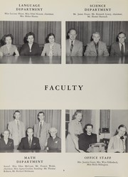 Page 12, 1952 Edition, Rye High School - Stage Coach Yearbook (Rye, NY) online yearbook collection