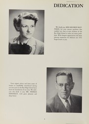Page 8, 1952 Edition, Rye High School - Stage Coach Yearbook (Rye, NY) online yearbook collection