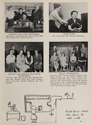 Page 13, 1954 Edition, Rye High School - Stage Coach Yearbook (Rye, NY) online yearbook collection