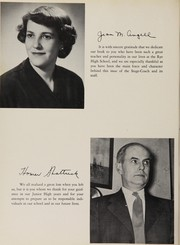 Page 8, 1954 Edition, Rye High School - Stage Coach Yearbook (Rye, NY) online yearbook collection
