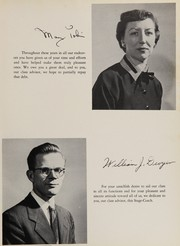 Page 9, 1954 Edition, Rye High School - Stage Coach Yearbook (Rye, NY) online yearbook collection
