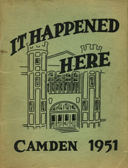 1951 Edition, Camden Central High School - Yearbook (Camden, NY)