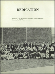 Page 6, 1959 Edition, Cornwall Central High School - Dragon Yearbook (Cornwall, NY) online yearbook collection